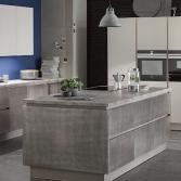 Industrieel chique keuken | Brigitte Keukens