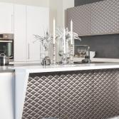 Stoere minimalistische keuken | Brigitte Keukens