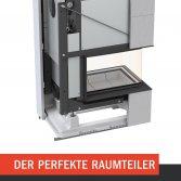 Brunner BSK13 draaibare haard
