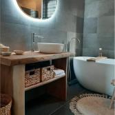 Houten badkamermeubels | Puurteak
