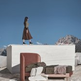 Luxe bed Meteora | Candia Strom