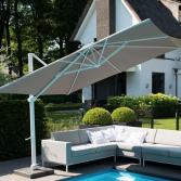 Luxe vrije arm parasols