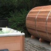 Cerdic Barrel Sauna