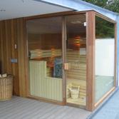 Cerdic Buiten Sauna