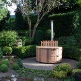 Cerdic houten hottub compleet