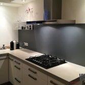 Collorz aluminium keukenwanden