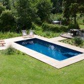 Zwembad voor sport en plezier