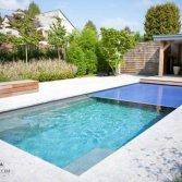 Zwembad lamellendeck | Compass Pools