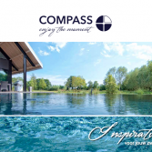 Compass Pools digitale brochure