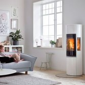 Contura 596 Glass Style WIT