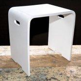 Cross Tone ACTIE badkamerkrukje Solid Surface