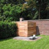 A-tuinhuis Cubic tuinhuis