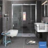 De comfortabele badkamer voor iedere generatie