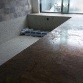 De Haan Natuursteen badkamervloer