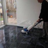 De Haan Natuursteen vloeren reinigen