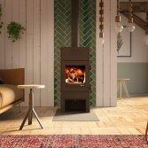 Moderne houtkachel | De Heide Smid