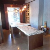 Aanrechtblad van natuursteen | de Keukenbladenfabriek