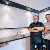 De Keukenvernieuwers keukenrenovatie