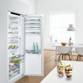 De koel-vriescombinaties van Bosch maken gezond leven erg makkelijk