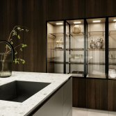 De nieuwe greeploze keuken SieMatic Pure SLX