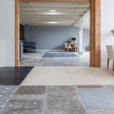 De showroom van Kersbergen natuursteen