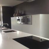 Keukenwerkblad van solid surface