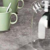 DecorTop keukenblad robuust en chic met structuur