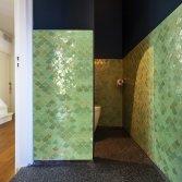 Marokkaanse Zellige visschub | Designtegels