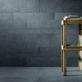 Minimalistische betonlook tegels