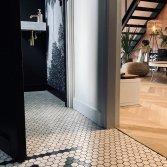 Natuursteen mozaïekvloer | Designtegels