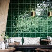 Designtegels Spaanse tegel Azulejos Verde