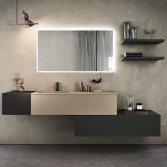 Gekleurd badkamer keramiek | Detremmerie