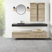 Industriële verlichting voor badkamer
