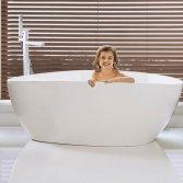 Detremmerie vrijstaand bad Ronaldo XL