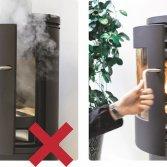 Rookgasventilator voor perfecte trek | Drafbooster