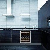 Dunavox wijnkoeling met witte deur