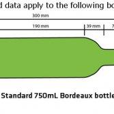 Dunavox vrijstaande wijnkast DX-28.88KF