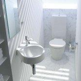 Gastenbadkamer | Duravit