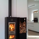 Eco2all - Walltherm - CV haard - Houtvergasser