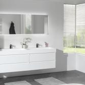 Eigentijdse badkamer   X2O badkamers
