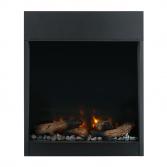 Elektrische inbouwhaard Fey | Livin' flame