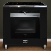 Fornuis met oven met magnetron | Elementi di Cucina