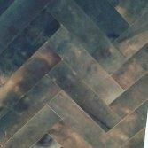 Visgraatvloer van leer | Etagon