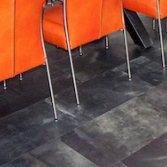 Warme leren vloer | Etagon