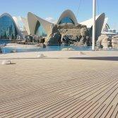 Exterpark houten vlonders en terrassen via Zeno