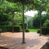 Exterpark Plus houten terrasdelen buitenparket