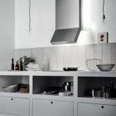Minimalistsch design afzuigkap | Falmec