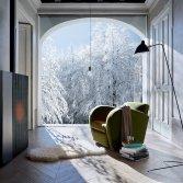 Design pelletkachel reflex | Via Fero