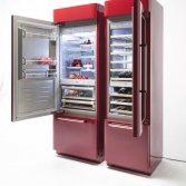 Moderne koelkast met klassieke look | Fhiaba