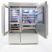 Fhiaba X-Pro vrijstaande luxe koelkasten